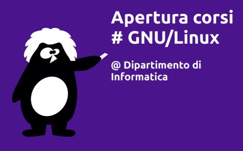 I comandi di base di un sistema GNU/Linux